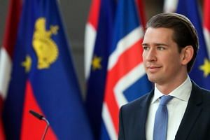 Austrian Chancellor Sebastian Kurz questioned why China could be regarded as a developing country, while being on course to become the largest economy in the world.