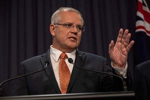 Prime Minister Scott Morrison is pinning his re-election hopes for a May federal poll on his conservative government's economic track record.