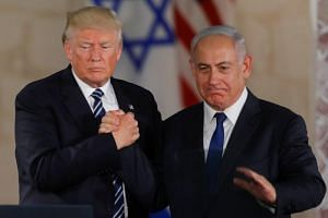 Israeli Prime Minister Benjamin Netanyahu's office said that he spoke to US President Donald Trump by phone and thanked him personally for his decision, telling him: