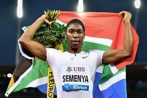Caster Semenya is challenging proposals by the International Association of Athletics Federations that aim to restrict female athletes' testosterone levels.