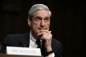Special Counsel Robert Mueller (pictured) has handed in a keenly awaited report on his investigation into Russia's role in the 2016 presidential election and any potential wrongdoing by US President Donald Trump.