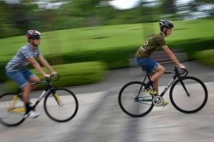 The LTA announced that more than 40km of cycling paths will be added to five towns as part of efforts to expand Singapore's cycling network.