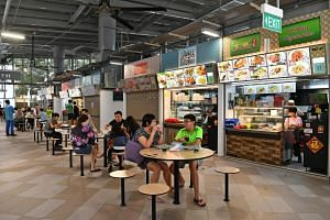 Key characteristics of Singapore's hawker culture include hawker centres serving as community dining spaces for everyone, and how it is a reflection of Singapore's multicultural society.