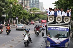 The pro-junta Palang Pracharath party won 8.4 million votes, while the Pheu Thai party came in second with 7.9 million votes, Thailand's Election Commission said.