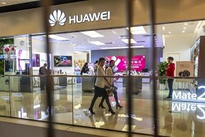 Huawei, saw its consumer business sales hit a record 348.9 billion yuan (S$70.2 billion) in 2018.