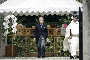 Japan's Emperor Akihito's decision to abdicate gave experts a rare head start in choosing the new era's name.