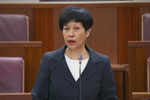 Second Minister for Finance Indranee Rajah said debarment from participation in government contracts is a separate exercise from court proceedings and is aimed at protecting the Government's interests as a service buyer.