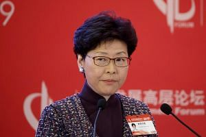 Hong Kong's Chief Executive Carrie Lam said her government would make no further amendments before introducing the new extradition laws to the city's parliament.