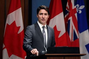 Prime Minister Justin Trudeau announced that the former ministers would no longer be allowed to sit as legislators for the ruling Liberal Party.