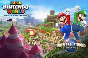 Super Nintendo World will bring characters from Nintendo games to life. Details will be announced later, RWS said in a statement.