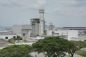 Hyflux believes PUB's takeover of its Tuaspring desalination plant (above)