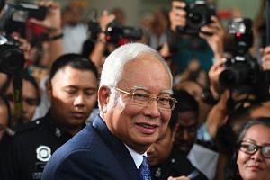 "Despite going on trial for multiple graft charges involving millions of ringgit siphoned from state investment fund 1MDB and its subsidiary, former premier Najib Razak has gained newfound popularity as ""Bossku"", or ""my Boss""."