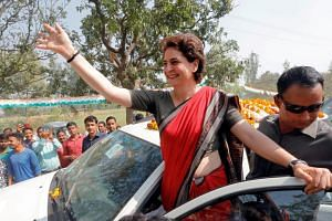 The boost Ms Priyanka Gandhi Vadra brings the opposition campaign may not turn the tide against Indian Prime Minister Narendra Modi, polls show.