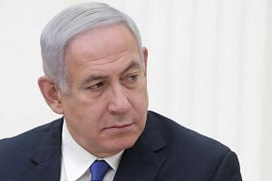 Israeli Prime Minister Benjamin Netanyahu is competing for votes with small far-right parties who advocate annexation.