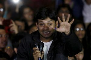 Dr Kanhaiya Kumar, a 32-year-old fresh doctorate holder known for his radical charisma and mesmerising oratorical skills. His party, the Communist Party of India, declared an income of just 15.5 million rupees (S$303,500) in 2017-2018.