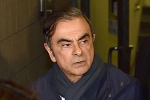 Fallen Nissan leader Carlos Ghosn was detained again last week on fresh allegations that he used millions of dollars from Nissan for his own purposes.