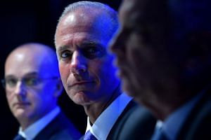 Boeing chief executive Dennis Muilenburg apologised on April 4, 2019, for the lives lost in the Lion Air and Ethiopian Airlines crashes.