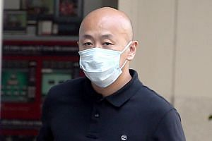 Andy Kow Yong Wen was sentenced to three months' jail on April 10 for attempting to obtain commercial sex from a minor.