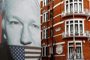 WikiLeaks founder Julian Assange was arrested on April 11, 2019, after being holed up in the Ecuadoran embassy in London for nearly seven years.