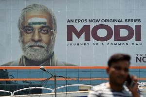 India's Election Commission said NaMo TV, which is sponsored by Indian Prime Minister Narendra Modi's right-wing party, had to submit all of its content for approval.