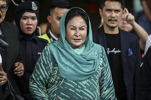 Former Malaysian prime minister Najib Razak's wife Rosmah Mansor had denied the purchase of the pink diamond.