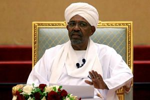 Deposed former Sudanese president Omar al-Bashir was ousted after weeks of mass protests that climaxed in a sit-in outside the Defence Ministry compound.