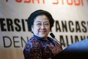 Ms Megawati Soekarnoputri called for every Indonesian to accept the results of the election on April 17, 2019.