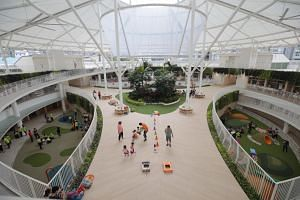PCF Sparkletot's first and largest Early Years Centre in Punggol North officially opened on April 20, 2019.