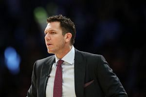 NBA head coach Luke Walton allegedly pinned a female sports reporter to the bed, kissed and groped her while she resisted.