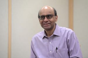 Deputy Prime Minister Tharman Shanmugaratnam described the Cabinet reshuffle as a major step in leadership succession and a plus for Singapore's future.