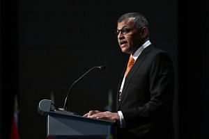 """Chief Justice Sundaresh Menon said the consequences of inaction can be dire, drawing on the """"spectre of technological unemployment"""" as a warning to lawyers."""