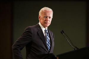 Former US vice-president Joe Biden on April 25, 2019, formally announced his entry into the race for the Democratic party's presidential nomination for the 2020 election.