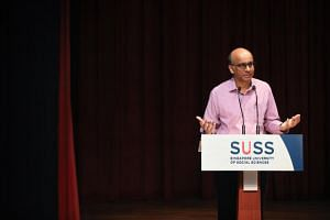 Singapore is still at an early stage of the SkillsFuture journey, stressed Deputy Prime Minister Tharman Shanmugaratnam, and like other countries, has a lot to learn from each other.