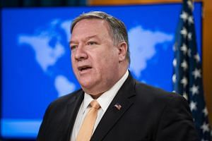 US Secretary of State Mike Pompeo said North Korea's possession of nuclear weapons put it at risk rather than making it safe.