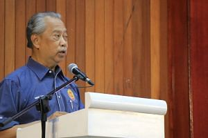 Malaysia's home minister Muhyiddin Yassin was referring to the current situation where there have been allegations of interference in the Johor state government by the Palace, which goes against the Federal Constitution.
