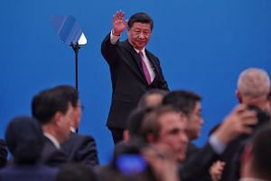 Chinese President Xi Jinping said market principles will apply in all Belt and Road cooperation projects.