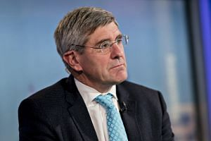 Trump has not formally nominated Stephen Moore to be a Fed governor, which would give him a role in setting interest rates for the world's biggest economy.