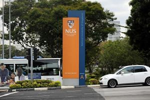 The committee was formed after NUS undergraduate Monica Baey, 23, posted on Instagram about how she had been filmed in the shower at Eusoff Hall last November.