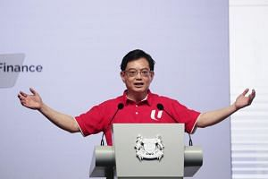 During his maiden May Day Rally speech at Downtown East on May 1, Deputy Prime Minister Heng Swee Keat outlined how the