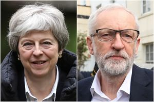 British Prime Minister Theresa May invited political rival Jeremy Corbyn to work on a cross-party deal last month in a desperate attempt to get an agreement.