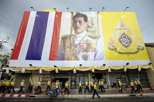 Estimates of King Maha Vajiralongkorn's personal wealth start at US$30 billion (S$41 billion).