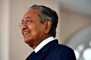 Malaysia's Prime Minister Mahathir Mohamad said his government is keen to take hold of a 4.5ha plot of land in Bukit Chagar in Johor, to build the rapid transit system to Singapore.