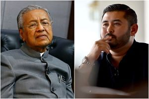 Malaysian Prime Minister Mahathir Mohamad and the Johor crown prince Tunku Ismail Sultan Ibrahim have recently engaged in a war of words.