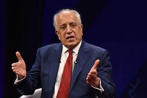 Mr Zalmay Khalilzad, an Afghan-born US diplomat, entered a sixth round of talks with the hardline Islamist group in Qatar this week in a bid to end America's longest war.