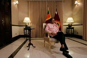 The presidential vote is likely to take place between Nov 10 and Dec 10 and sources close to Maithripala Sirisena have told Reuters that he would seek re-election.