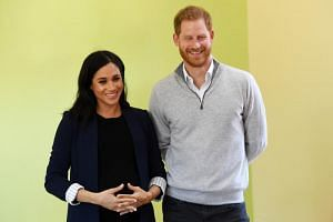 Meghan Markle, the Duchess of Sussex and wife of Britain's Prince Harry, gave birth to a boy on May 6, 2019.