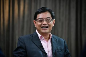 Deputy Prime Minister Heng Swee Keat, who is also Finance Minister, will be leading a government and business delegation on the study trip.