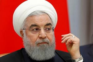 Iranian President Hassan Rouhani said the remaining signatories - Britain, France, Germany, China and Russia - had 60 days to implement their promises to protect Iran's oil and banking sectors from US sanctions.