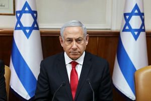 Prime Minister Benjamin Netanyahu reiterated that Istael will not allow Iran to obtain nuclear weaponry in a speech marking Israel's Memorial Day.