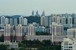 Buyers can now use more from their Central Provident Fund (CPF) and get bigger Housing Board loans for ageing flats.